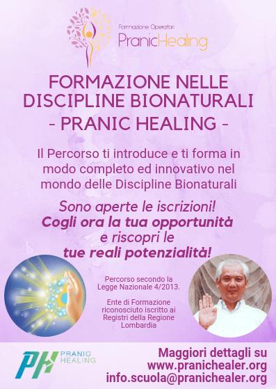 Volantino Scuola Pranic Healing p1