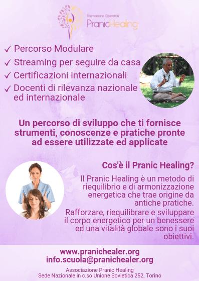 Volantino Scuola Pranic Healing p2